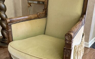 French Bergere Chair, RM5A