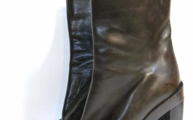 GUCCI ITALIAN LADIES LEATHER BOOTYS
