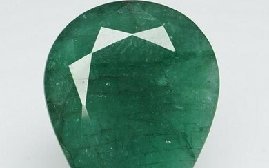 HUGE IGI CERTIFIED EMERALD
