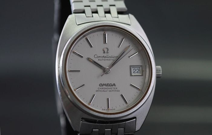 Omega - Constellation - 168.005 - Unisex - 1970-1979
