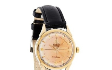 Omega, Constellation, ref. 2782-10SC, a gold capped wrist watch