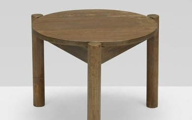 Pierre Jeanneret, occasional table from the PGI
