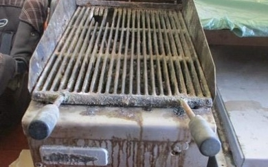 Table Top Gas Grill