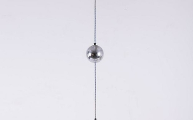 Tuempel, Wolfgang (attr.), Ceiling light, 1930s