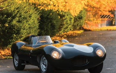 1956 Jaguar D-Type Replica by Tempero