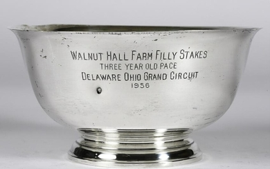 1956 WALNUT HILL FARM FILLY STAKES DELAWARE OHIO