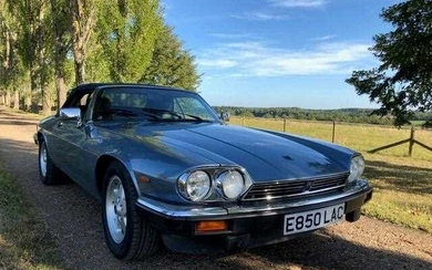 1988 Jaguar XJ-S 5.3 Convertible