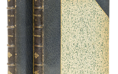 Baring-Gould (Sabine) Mehalah: A Story of the Salt Marshes, 2 vol., first edition, 1880.