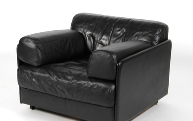 De Sede Exclusiv. Chair Model DS 76 in leather