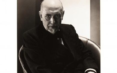 Edward Steichen (American, 1879–1973), Portrait of Luigi Pirandello