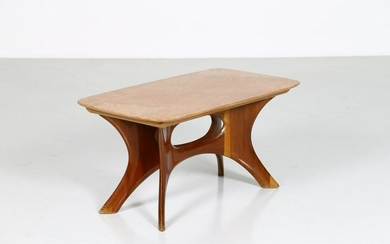 ICO PARISI Attributed to. Coffee table.