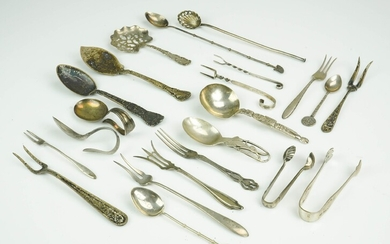 Lot of Sterling Silver Flatware, 9.53 TO