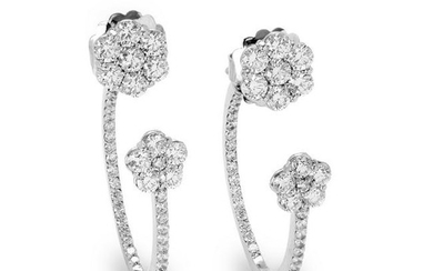 Stambolian Happiness White Gold and Diamond Two-piece
