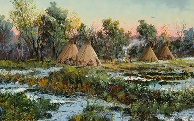 Thomas Dedecker | Late Spring Encampment