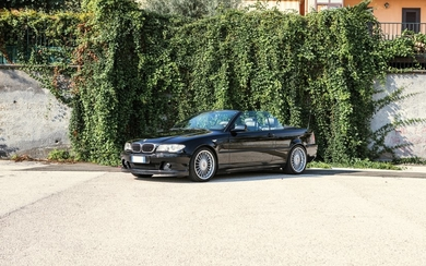 B3 S CABRIOLET MANUALE 2003