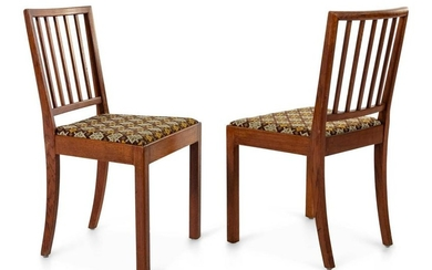 Rud Rasmussen Snedkerier Set of Six Dining Chairs
