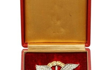 A RUSSIAN CATHERINE II MEDAL FOR PETER I MONUMENT