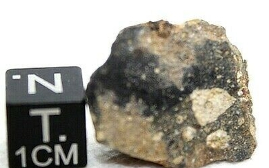 CLASSIFIED & APPROVED AS EXTREMELY RARE Achondrite Meteorite - 7 g