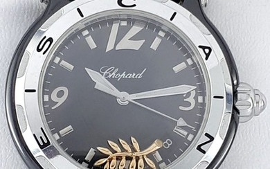 Chopard - Happy Sport Limited Edition Ceramic - Ref: 8507 - Women - 2011-present