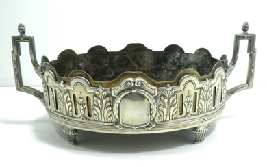 For Those In The Know! Antique German Silver Centerpiece made by Posen