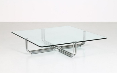 GIANFRANCO FRATTINI Coffee table.