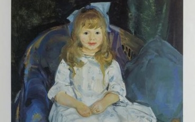George Bellows, Portrait of Anne - High Museum of Art