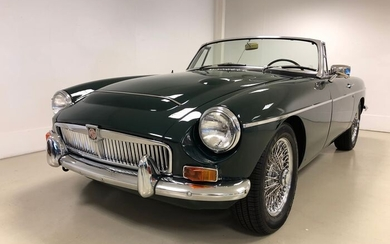 MG - C Roadster NO RESERVE - 1968
