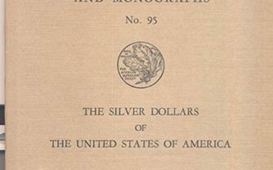 McILVAINE A. D. – The silver dollars of the United...