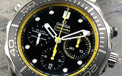 Omega - Seamaster Diver 300m Co-Axial Chronograph Automatic - 212.30.44.50.01.002 - Men - 2011-present