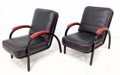 Pr Norman Bel Geddes for Simmons Deck Chairs