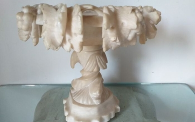 Stoup - Marble - 19th century