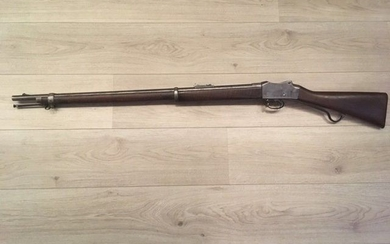 United Kingdom - martini henri - P-1871 Matini Henry MkIV B - Under Lever - Centerfire - Rifle - .577/450