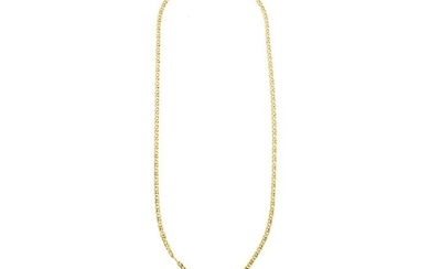 Urbano - Made in Italy - 18 kt. Yellow gold - Necklace with pendant