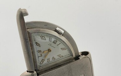 Very rar e vintage art deco watch Signed Lusina