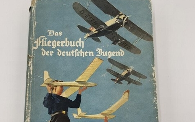 3 REICH - THE PILOT BOOK OF THE GERMAN YOUTH 1933