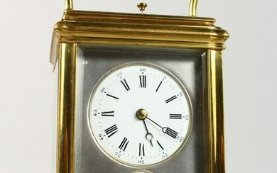 A 19TH CENTURY FRENCH GRANDE SONNERIE, PETITE SONNERIE