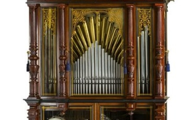 "An M. Welte & Sohne Style 3 ""Cottage"" orchestrion"