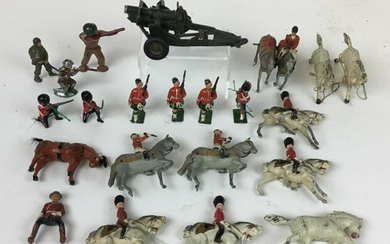 Collection of Britains & Other Lead Figures