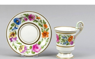 Cup with saucer, KPM Berl