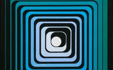 Jean Pierre Yvaral (Vasarely) (French, 1934-2002)
