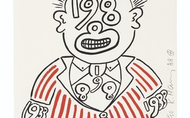 KEITH HARING (1958-1990), [Untitled]