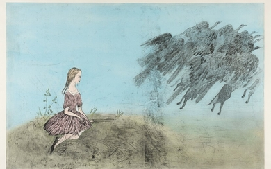 Kiki Smith, Come Away From Her (After Lewis Carroll)