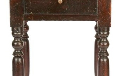 Middle TN Diminutive 1-Drawer Stand, Original Surface