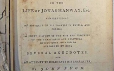 REMARKABLE OCCURRENCES IN THE LIFE OF JONAS HANWAY COMPREHENDING...