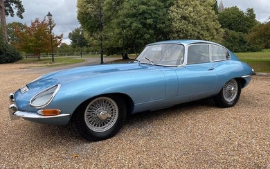1963 Jaguar E-Type 'Series 1' 3.8-Litre Coupé, Registration no. 698 WKT Chassis no. 860970