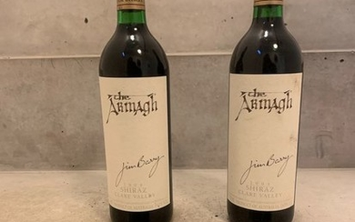 1994 Jim Barry Shiraz The Armagh - Clare Valley - 2 Bottles (0.75L)