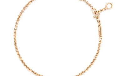 'CHOPARDISSIMO' BRACELET, CHOPARD in 18ct rose gold