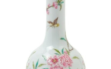 A Chinese Famille Rose Porcelain 'Floral'