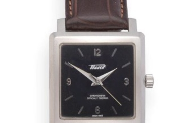 A Stainless Steel Limited Edition Automatic Centre Seconds Wristwatch, signed...