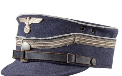 A kepi for the ranks of Oberführer to Brigadeführer of the NS Flying Corps (NSFK)